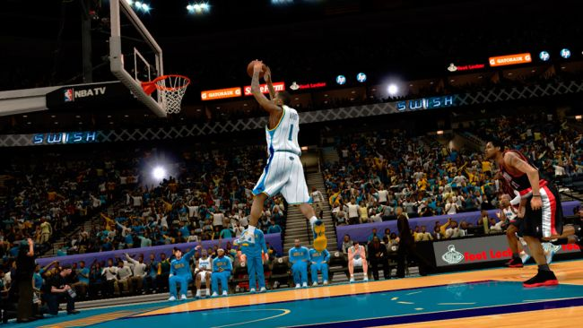 NBA 2K12 - Screenshots - Bild 9