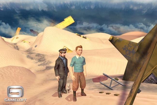 Die Abenteuer von Tim und Struppi: Das Spiel - Screenshots - Bild 1