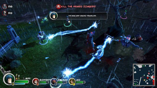 Bunch of Heroes - Screenshots - Bild 6