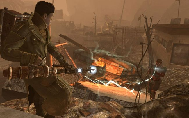Fallout: New Vegas DLC: Lonesome Road - Screenshots - Bild 4