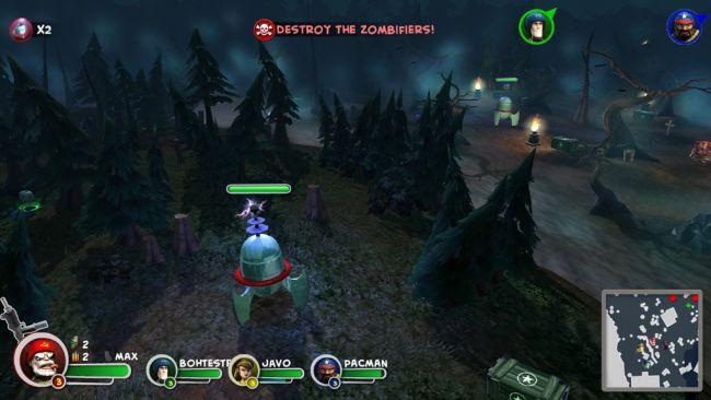 Bunch of Heroes - Screenshots - Bild 2