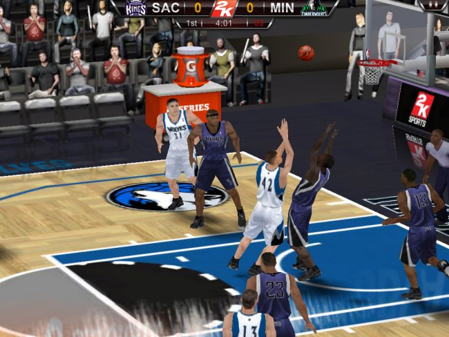 NBA 2K12 - Screenshots - Bild 13