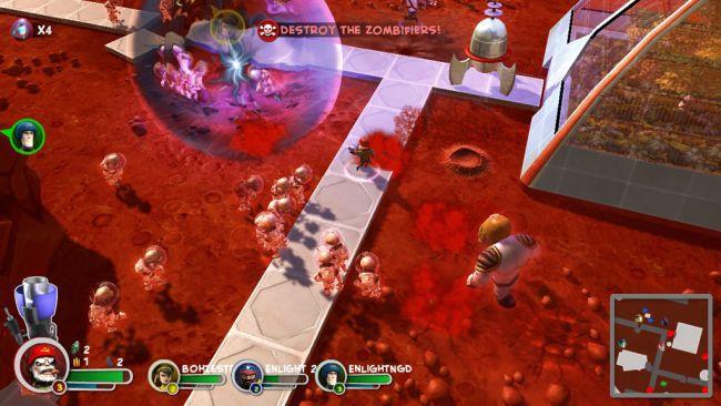 Bunch of Heroes - Screenshots - Bild 17
