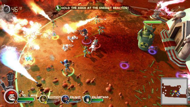 Bunch of Heroes - Screenshots - Bild 18