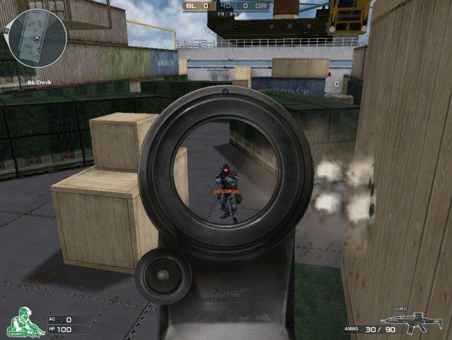 Crossfire Europe - Screenshots - Bild 1
