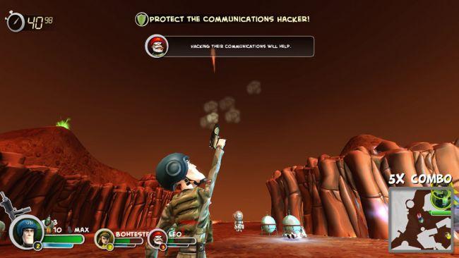 Bunch of Heroes - Screenshots - Bild 15