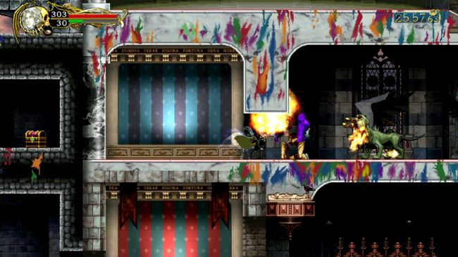 Castlevania: Harmony of Despair - Screenshots - Bild 11