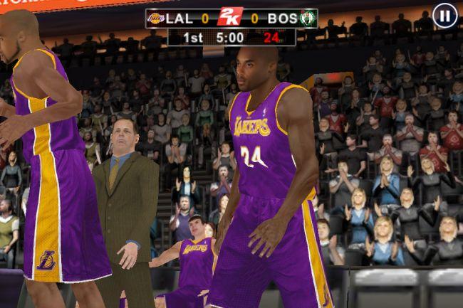 NBA 2K12 - Screenshots - Bild 18