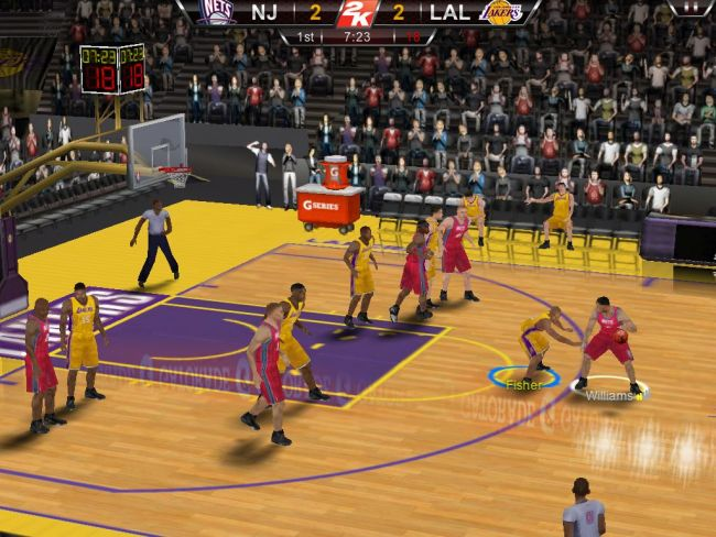 NBA 2K12 - Screenshots - Bild 11