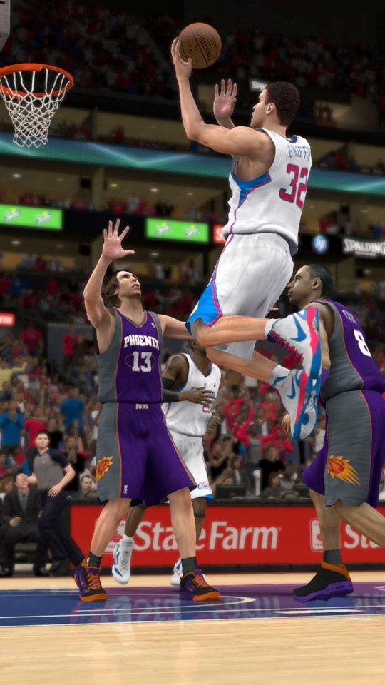 NBA 2K12 - Screenshots - Bild 1
