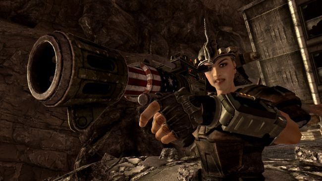 Fallout: New Vegas DLC: Lonesome Road - Screenshots - Bild 2
