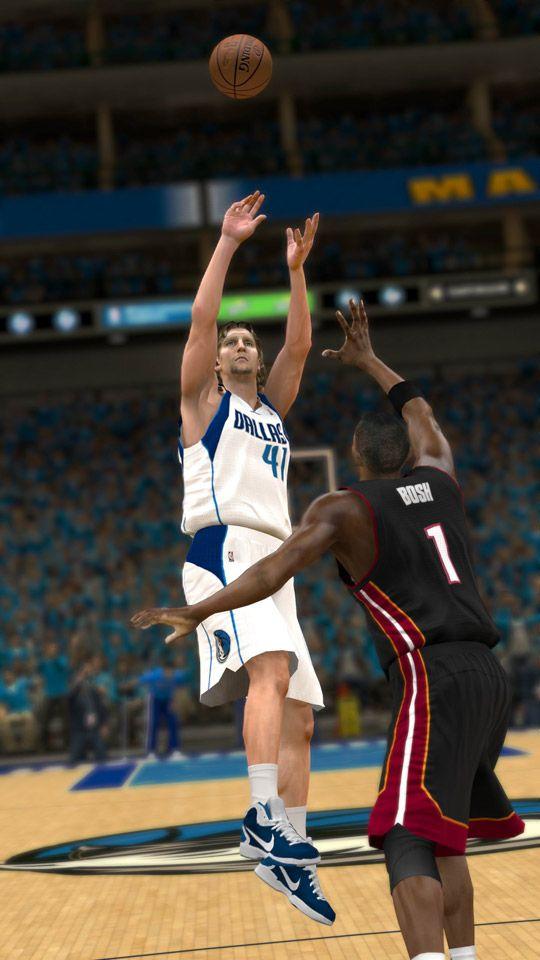 NBA 2K12 - Screenshots - Bild 8