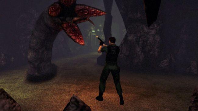 Resident Evil: Code Veronica X - Screenshots - Bild 1