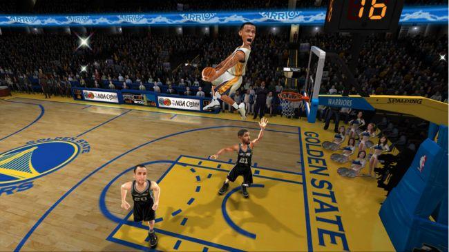 NBA JAM: On Fire Edition - Screenshots - Bild 1
