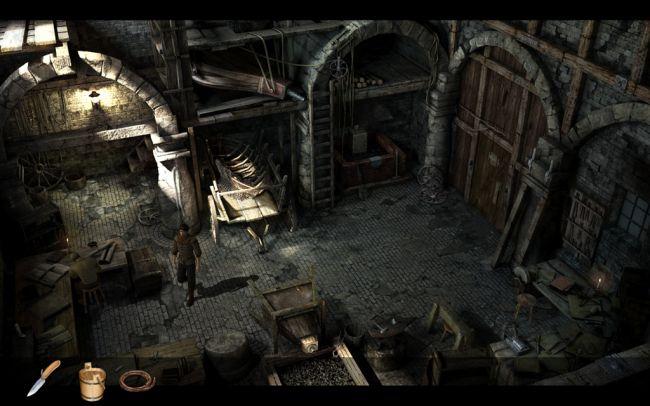 The Lost Chronicles of Zerzura - Screenshots - Bild 5