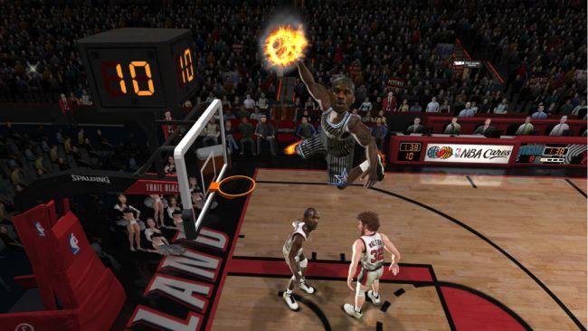 NBA JAM: On Fire Edition - Screenshots - Bild 10