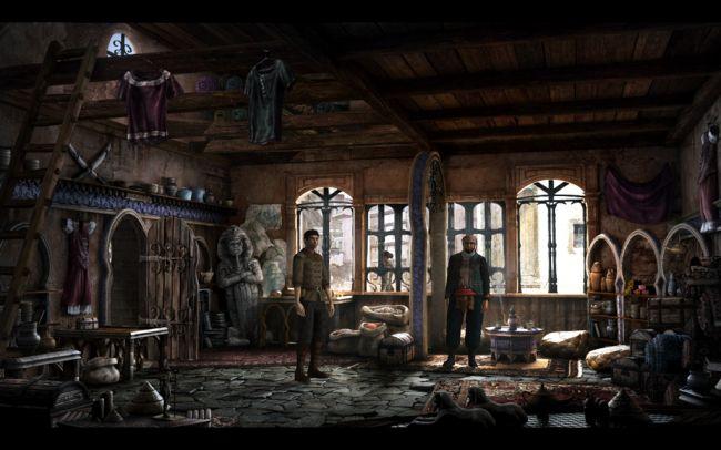 The Lost Chronicles of Zerzura - Screenshots - Bild 8