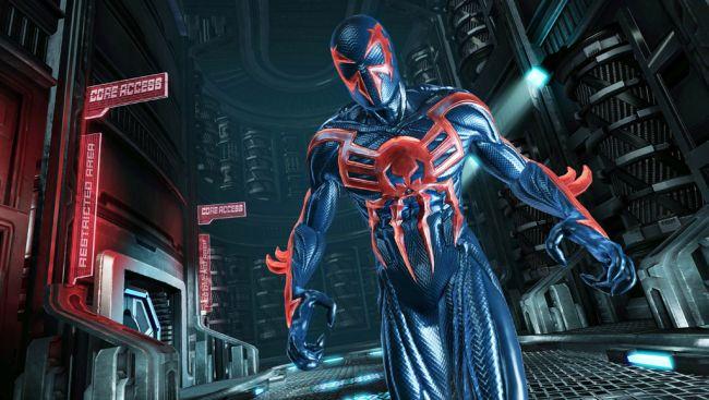 Spider-Man: Edge of Time - Screenshots - Bild 2