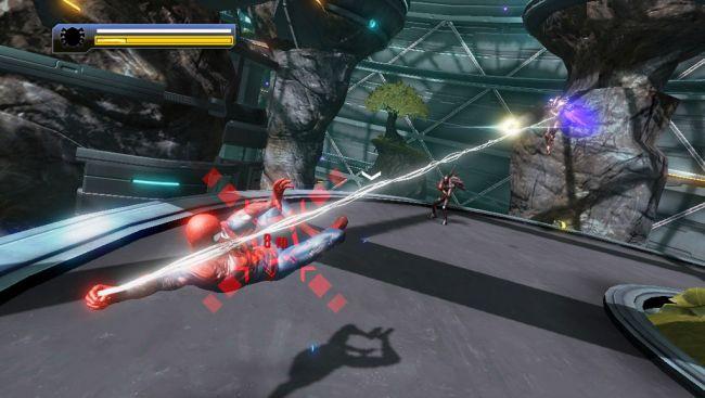 Spider-Man: Edge of Time - Screenshots - Bild 9