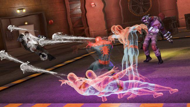 Spider-Man: Edge of Time - Screenshots - Bild 4