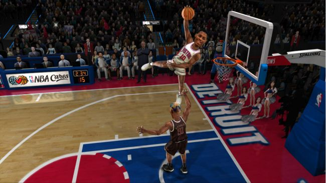 NBA JAM: On Fire Edition - Screenshots - Bild 7