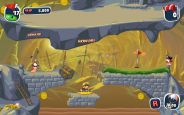 Worms Crazy Golf - Screenshots - Bild 1