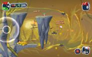 Worms Crazy Golf - Screenshots - Bild 3