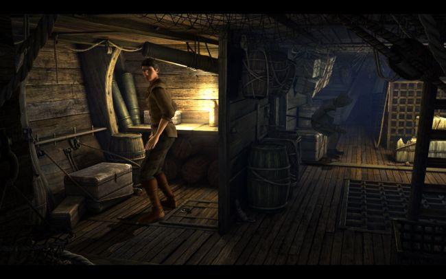 The Lost Chronicles of Zerzura - Screenshots - Bild 12