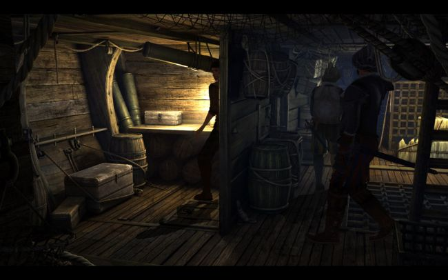 The Lost Chronicles of Zerzura - Screenshots - Bild 11