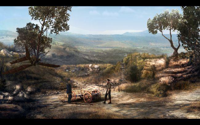 The Lost Chronicles of Zerzura - Screenshots - Bild 1