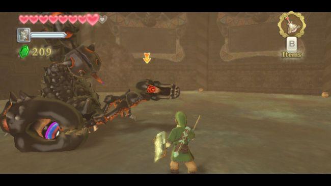The Legend of Zelda: Skyward Sword - Screenshots - Bild 23