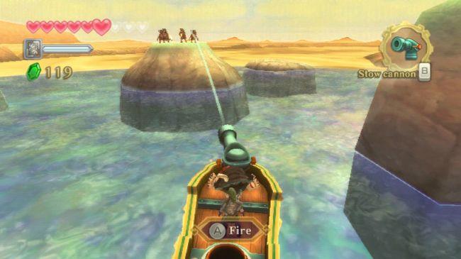 The Legend of Zelda: Skyward Sword - Screenshots - Bild 18