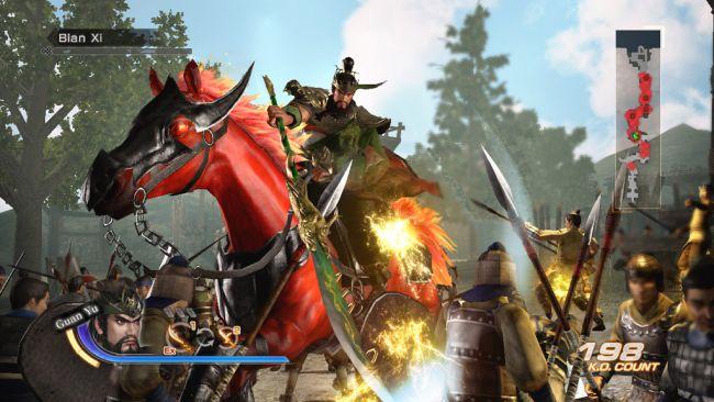 Dynasty Warriors 7 Xtreme Legends - Screenshots - Bild 5