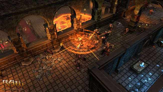 R.A.W.: Realms of Ancient War - Screenshots - Bild 4