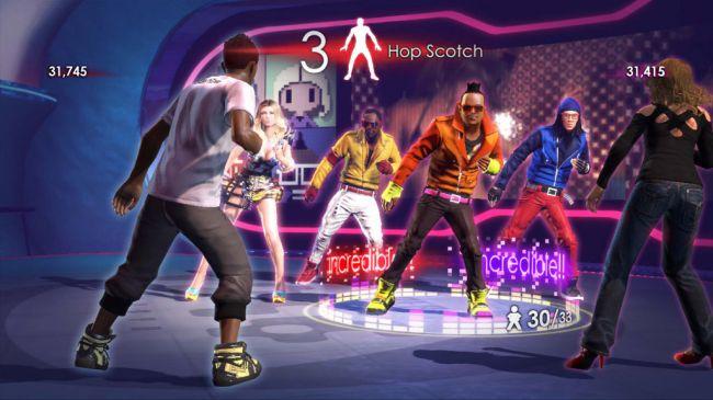 The Black Eyed Peas Experience - Screenshots - Bild 4