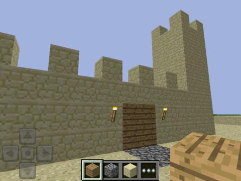 Minecraft Pocket Edition Unterwegs Hochstapeln Test Von Gameswelt - Minecraft zusammen spielen ipad