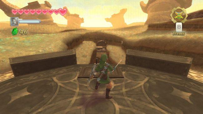 The Legend of Zelda: Skyward Sword - Screenshots - Bild 25