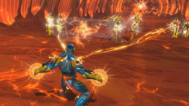 DC Universe Online DLC: Lightning Strikes - Screenshots - Bild 3