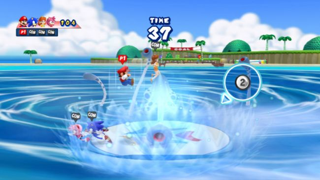 Mario & Sonic bei den Olympischen Spielen: London 2012 - Screenshots - Bild 37