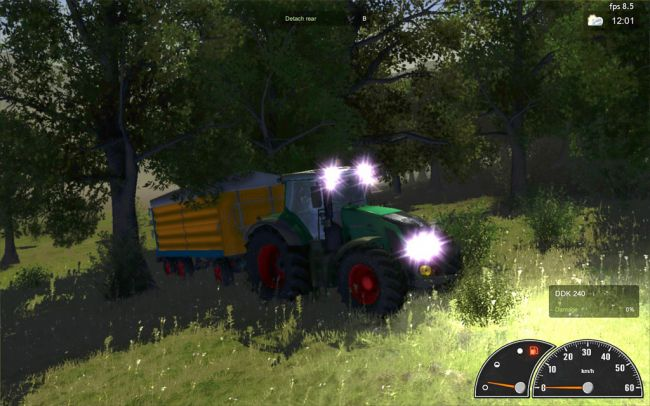 Agrar Simulator 2012 - Screenshots - (PC)