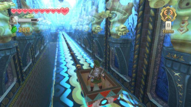 The Legend of Zelda: Skyward Sword - Screenshots - Bild 24