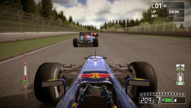 F1 2011 - Screenshots - Bild 5