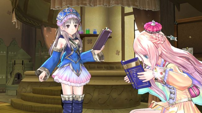 Atelier Meruru: The Apprentice of Arland - Screenshots - Bild 3