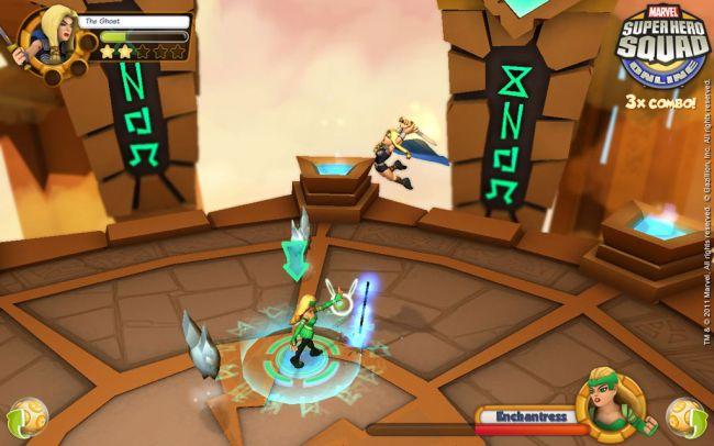 Marvel Super Hero Squad Online - Screenshots - Bild 5