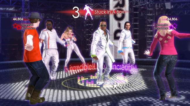 The Black Eyed Peas Experience - Screenshots - Bild 5