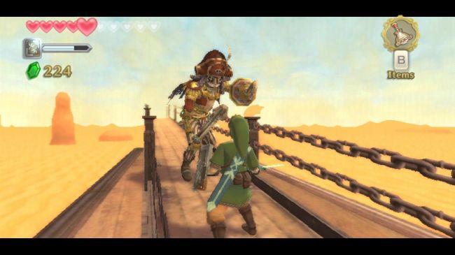 The Legend of Zelda: Skyward Sword - Screenshots - Bild 20