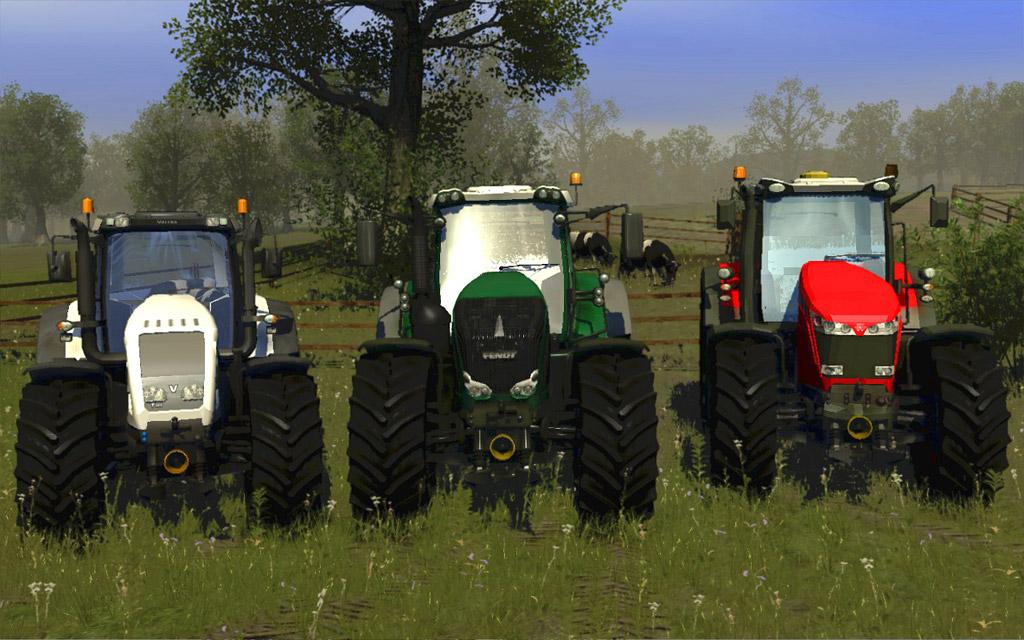 Agrar Simulator 2012 Deluxe Edition Bild 1.
