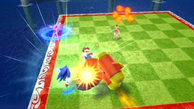 Mario & Sonic bei den Olympischen Spielen: London 2012 - Screenshots - Bild 33