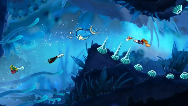 Rayman Origins - Screenshots - Bild 24