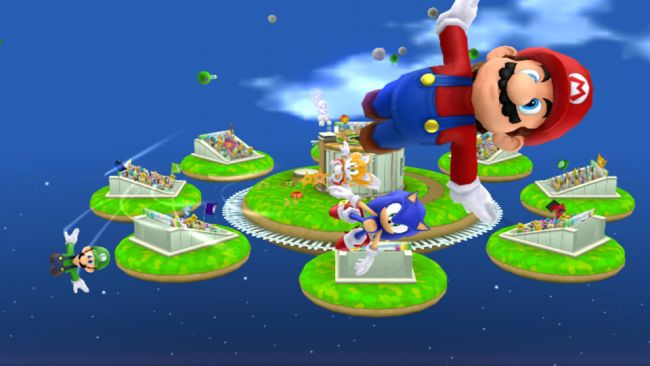 Mario & Sonic bei den Olympischen Spielen: London 2012 - Screenshots - Bild 46
